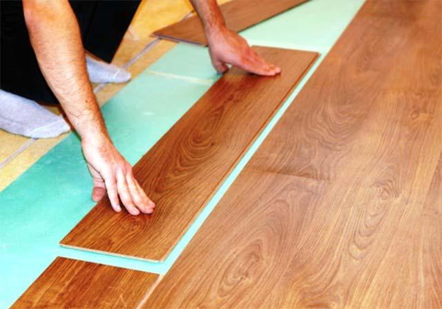 Укладка ламината своими руками пошаговая инструкция для начинающих 77